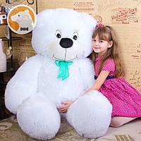 Большой мягкий плюшевый мишка 160 см, белый