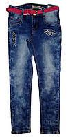 Джинсовые брюки для девочек  Seagull, 116-146 рр. Арт.CSQ-88866, фото 1