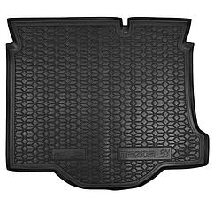 М'який поліуретановий килимок в багажник Mazda / Мазда 3 2005- Sedan