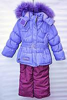 Зимний комбинезон для девочки 1-5 лет OHCCMITH