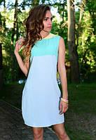 Платье свободного покроя женское, женское летнее платье