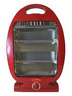 Інфрачервоний електрообігрівач Domotec MS NSB 80 Червоний (gr_006232), фото 1