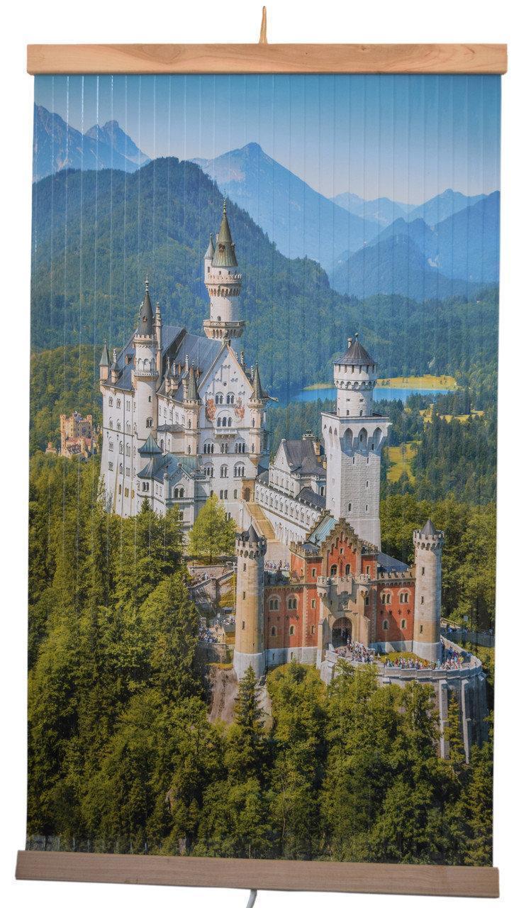 Обігрівач-картина інфрачервоний настінний ТРІО 400W 100 х 57 см, замок