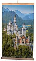 Обігрівач-картина інфрачервоний настінний ТРІО 400W 100 х 57 см, замок, фото 1