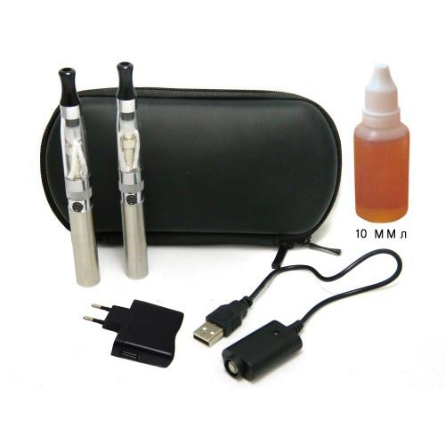 Электронная сигарета  eGo -C Upgrade + E-Turbo CE4 (900 mAh) 2 шт в футляре