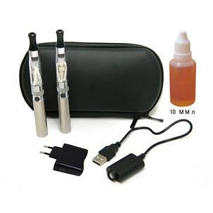 Электронная сигарета  eGo -C Upgrade + E-Turbo CE4 (1100 mAh) 2 шт в футляре, фото 2