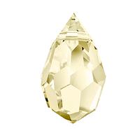 Кришталеві підвіски 681 Preciosa (Чехія) 6х10 мм Crystal Blond Flare