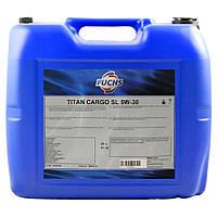 Моторное масло FUCHS TITAN CARGO SL 5W-30 (20л.)