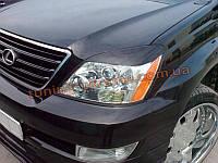 Реснички Lexus GX-470 2002-09