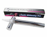 Карандаш для отбеливания зубов Teeth Whitening Pen, средство для осветления зубов, бережный отбеливатель эмали