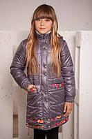 Куртка демисезонная для девочки (р.32-36)