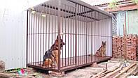 Домашние клетки для собак