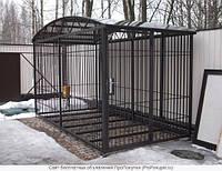 Вольер для собак эконом