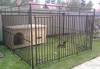 Вольер для собаки размеры