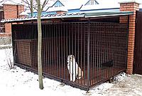 Уличный вольер для собак недорого
