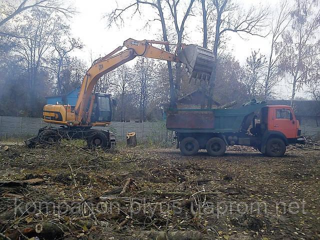 Вывоз строймусора Киев недорого