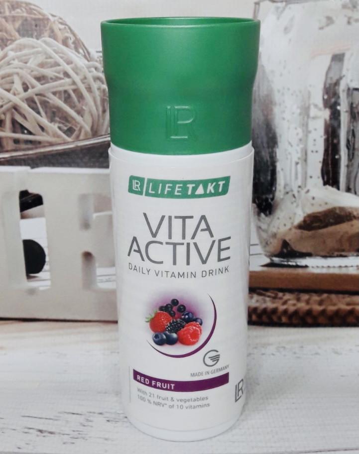 Витаминный комплекс с аминокислотами LR Health and Beauty Lifetakt Vita Active
