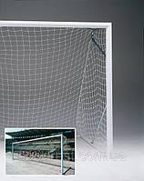 Сетка футбольная, тонкая ( пара) Размер 7,5 х 2,5 м.