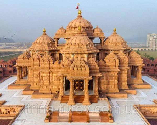 Групповой тур по Индии «Золотой Треугольник» + Кхаджурахо + Варанаси (1) на 9 дней