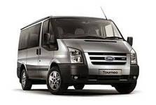 Козырек Ford Transit (2006-2014)