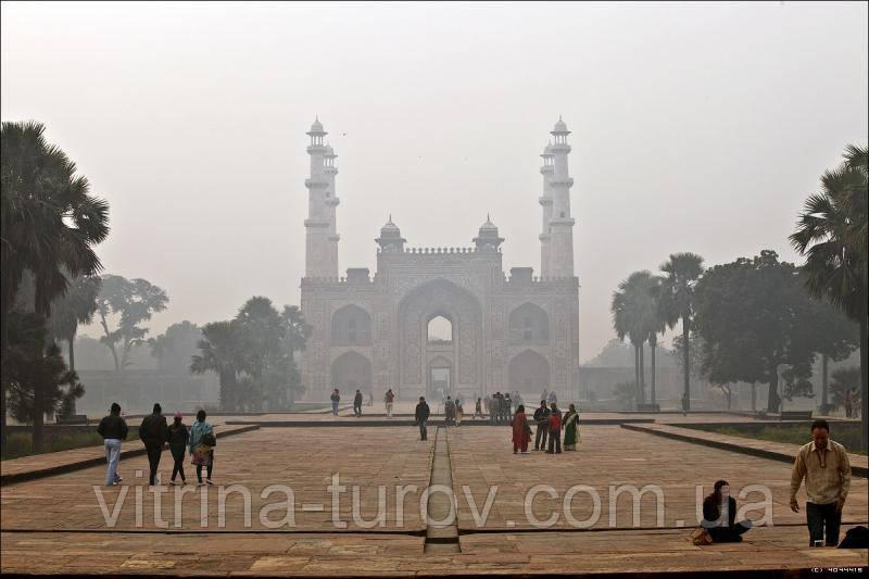 Групповой тур по Индии «Золотой треугольник Индии» HB (завтрак+ужин) + Амритсар на 7 дней