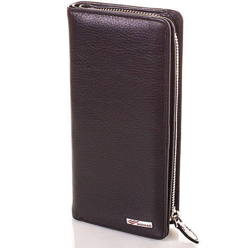 Многофункциональный женский кожаный кошелек Desisan Артикул: SHI321-2 черный