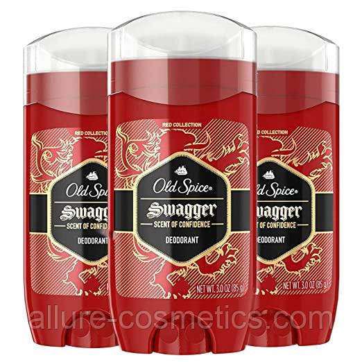 Гелевый дезодорант Old Spice Red Zone Deodorant Solid Swagger (США)
