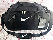 Спортивная, дорожная сумка Nike с отделом для обуви КСС73