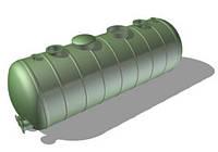 Емкости пластиковые в металлической обрешетке