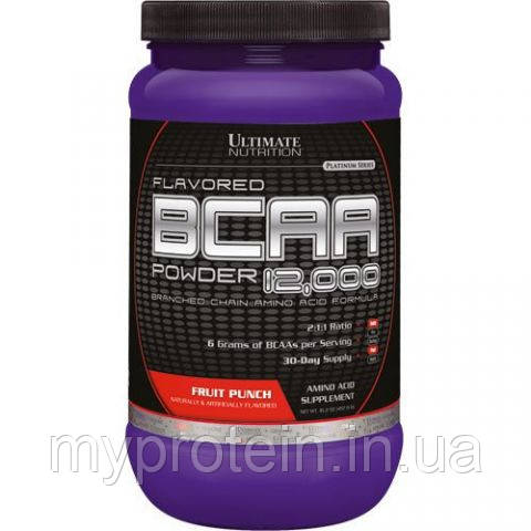 Ultimate Nutrition Бца BCAA 12,000 (457 g )