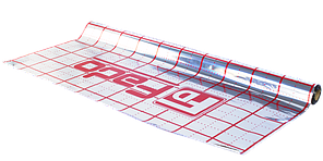 Фольгированая пленка с разметкой FADO FLOOR 50мкр