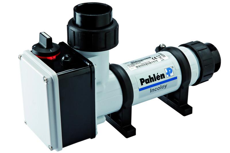 Проточный электронагреватель в корпусе из пластика 18кВт, 380В, Pahlen
