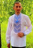 Гарна чоловіча сорочка вишиванка , розмір 44-56