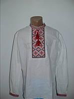 Красивая мужская рубашка вышиванка , размер 54,56,58