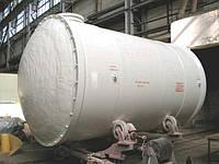 Изготовление металлических емкостей и резервуаров