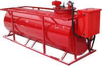Металлическая накопительная емкость для питьевой воды