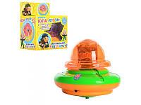 Детская игрушка музыкальная Юла Metr+ M 0035 I U/R