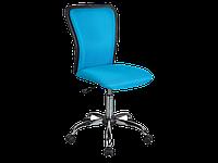 Кресло молодежное Q-099 Черный + синий