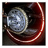 Наклейки на обод колеса Honda CBR 17''