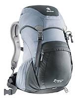 Надежный рюкзак 20 л. для недолгих походов, треккинга DEUTER ZUGSPITZE 20 SL, 34500 4414 серый