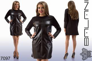 Платье-туника больших размеров, фото 3