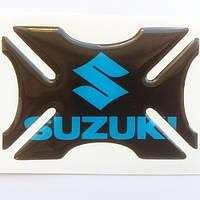 Бампер для шлема Suzuki, фото 1