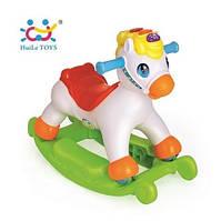 Игрушка Huile Toys Качалка-каталка Пони 987