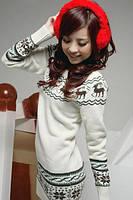 Пуловер для девушки R106