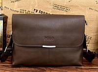 Мужская сумка POLO горизонтального исполнения