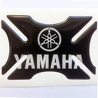 Бампер для шлема Yamaha Black
