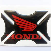 Бампер для шлема Honda Black