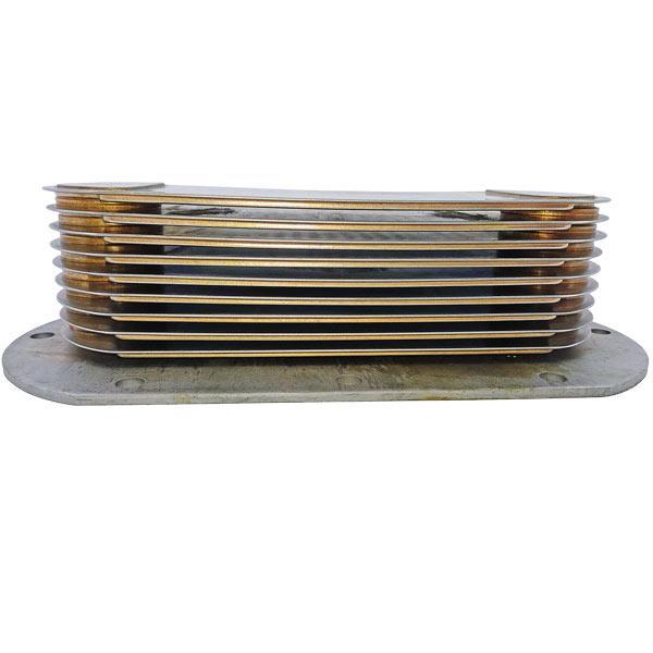 Елемент теплообмінника ЯМЗ-7511 238Б-1013650 9 ребер Висота 68 мм