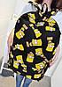 """Оригинальный рюкзак Барт. """"Симпсоны"""""""