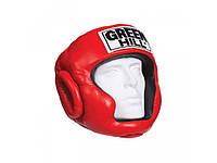 Шлем боксёрский GREEN HILL Super. L